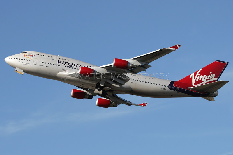G-VROC   Boeing 747-41R   Virgin Atlantic