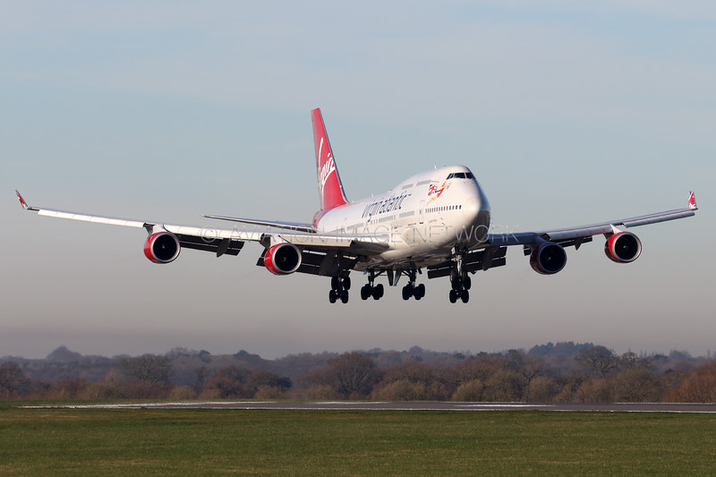 G-VROS | Boeing 747-443 | Virgin Atlantic