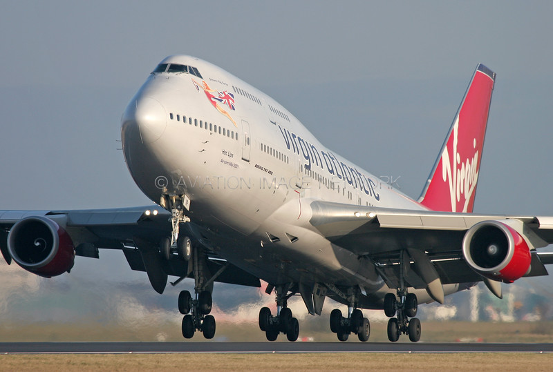 G-VLIP | Boeing 747-443 | Virgin Atlantic