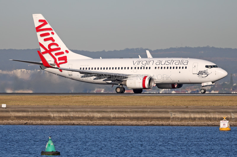VH-VBZ | Boeing 737-7FE | Virgin Australia