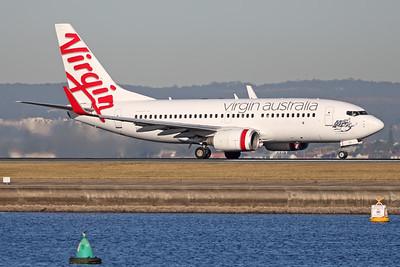 VH-VBZ   Boeing 737-7FE   Virgin Australia
