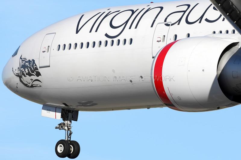 VH-VOZ | Boeing 777-3ZG/ER | Virgin Australia