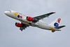 HK-4818   Airbus A320-214   Viva Air Peru (Operating for Fast Colombia)