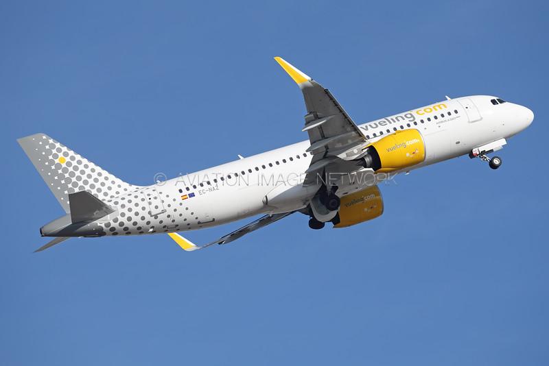 EC-NAZ   Airbus A320-271N   Vueling