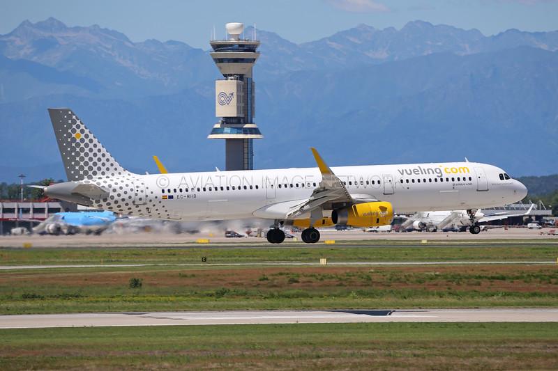 EC-MHB | Airbus A321-231 | Vueling