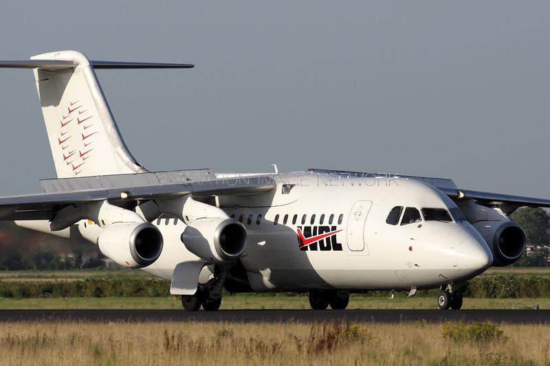D-AMAJ   British Aerospace 146-300   WDL Aviation
