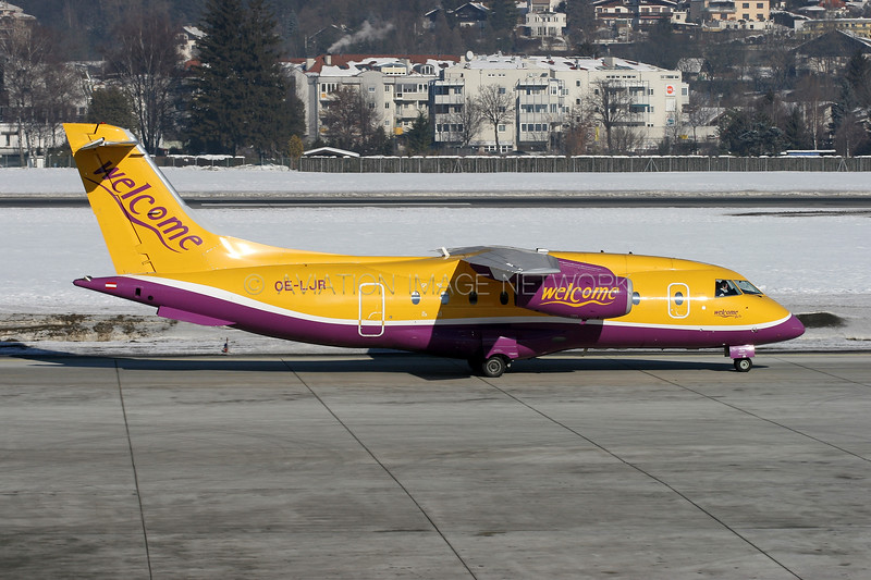 OE-LJR | Dornier 328 Jet | Welcome Air