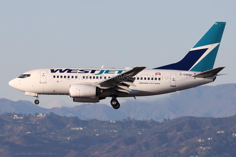 C-GWSI   Boeing 737-6CT   WestJet
