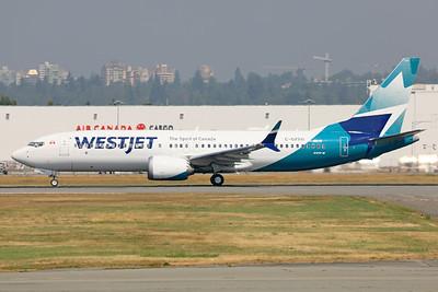 C-GZSG   Boeing 737 MAX 8   WestJet