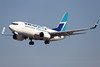 C-FWSF | Boeing 737-7CT | WestJet