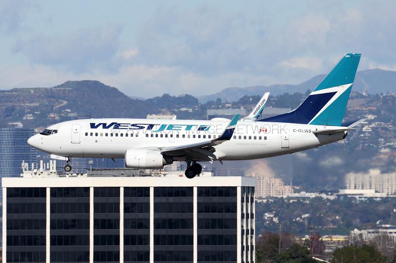 C-GLWS | Boeing 737-76N | WestJet