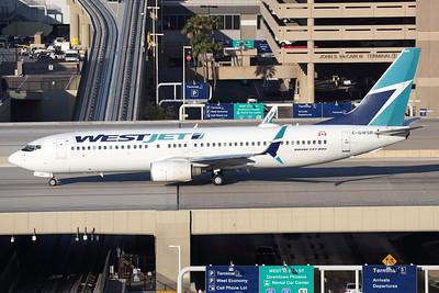 C-GWSR   Boeing 737-8CT   WestJet