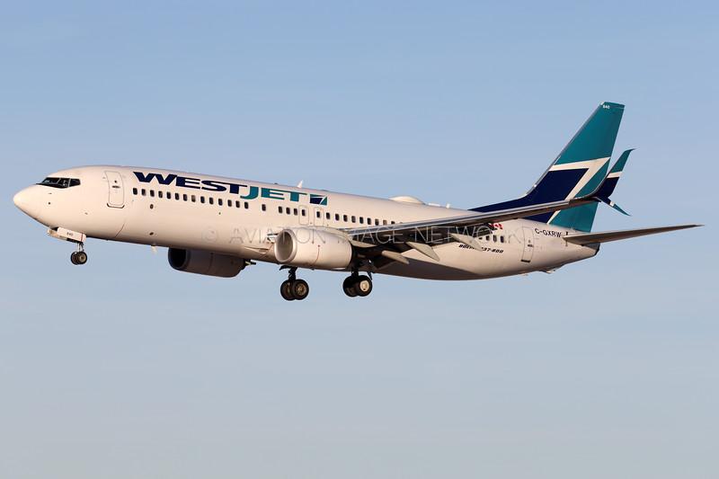 C-GXRW | Boeing 737-8CT | WestJet