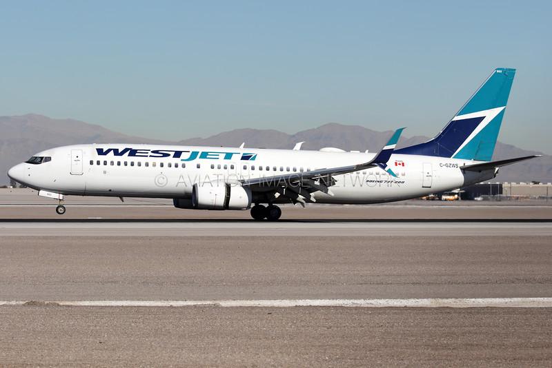 C-GZWS | Boeing 737-8CT | WestJet