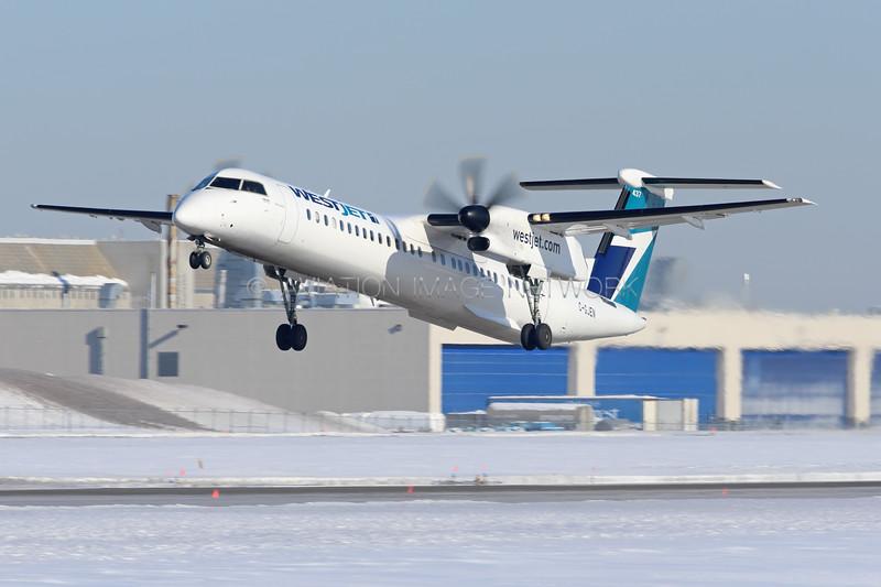 C-GJEN | Bombardier Dash 8-Q402 | WestJet