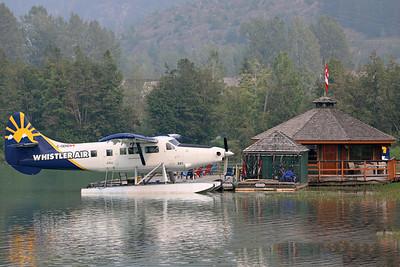 C-GEND | de Havilland Canada DHC-3 Otter | Whistler Air