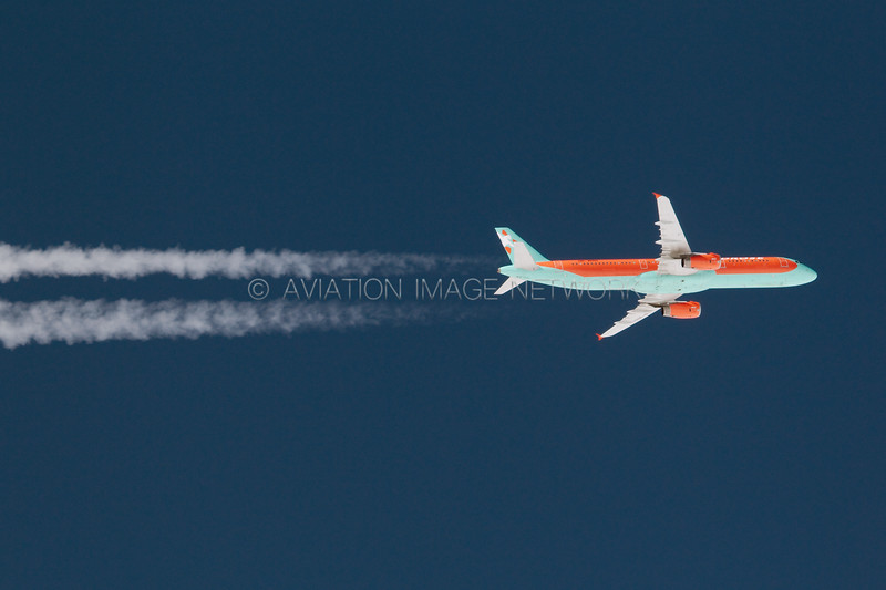 UR-WRH | Airbus A321-231 | Windrose Airlines