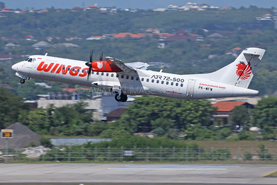 PK-WFW   ATR 72-500   Wings Air