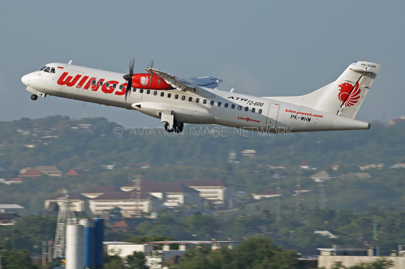 PK-WHW | ATR 72-600 | Wings Air