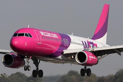 HA-LPE | Airbus A320-232 | Wizz Air