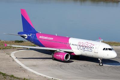 HA-LWM   Airbus A320-232   Wizz Air