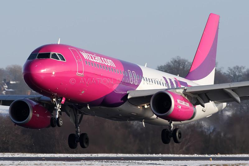 HA-LWI | Airbus A320-232 | Wizz Air
