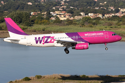 HA-LPR | Airbus A320-232 | Wizz Air