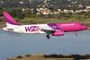 HA-LPR | Airbus A320-232 | Wizz Air