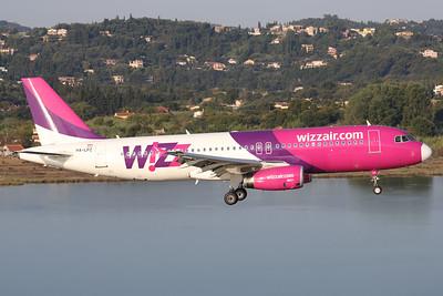 HA-LPZ   Airbus A320-232   Wizz Air