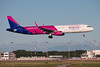 HA-LXD | Airbus A321-231 | Wizz Air