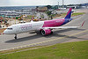 HA-LVB | Airbus A321-271NX | Wizz Air