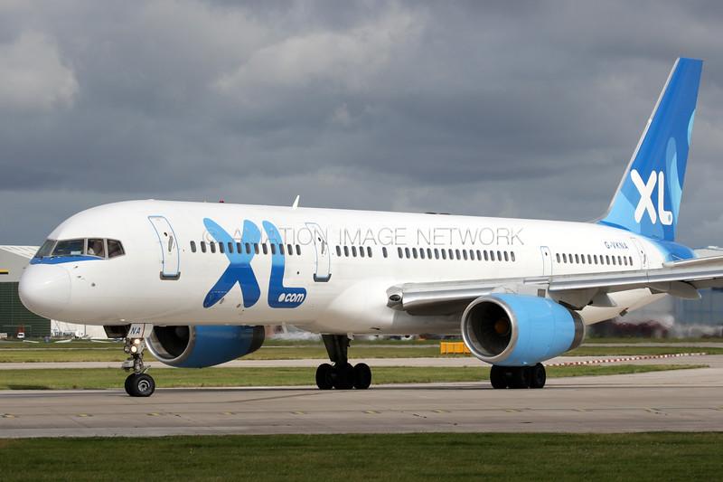 G-VKNA | Boeing 757-2Y0 | XL Airways