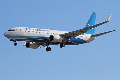 B-5631   Boeing 737-85C   Xiamen Air