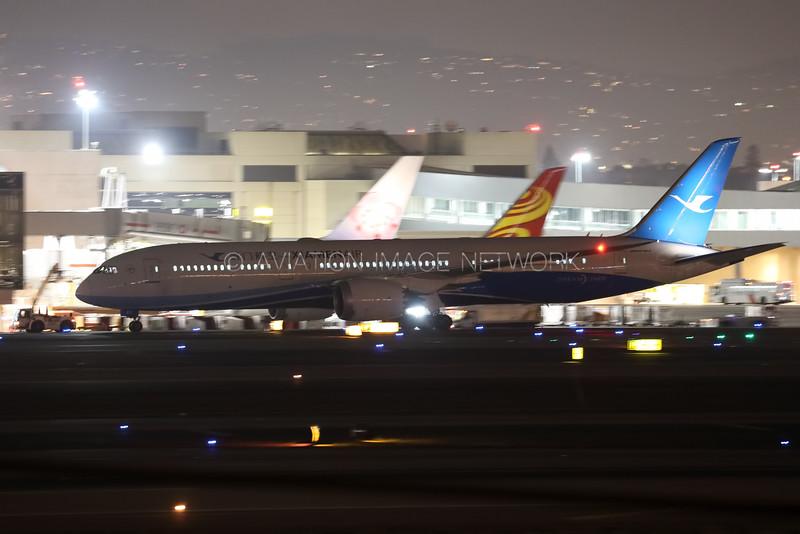 B-1567 | Boeing 787-9 | Xiamen Airlines