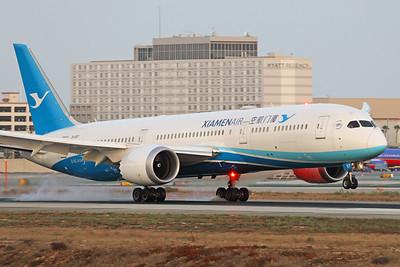 B-1357 | Boeing 787-9 | Xiamen Airlines
