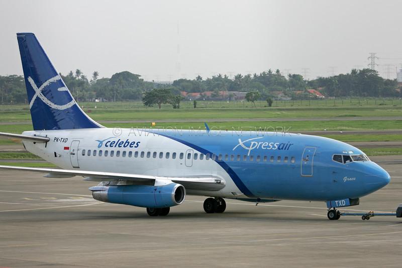 PK-TXD | Boeing 737-284 | Xpress Air