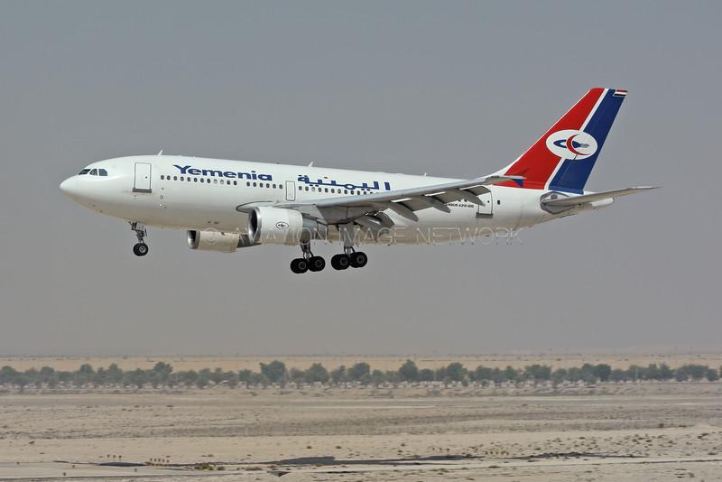 7O-ADJ | Airbus A310-324 | Yemenia