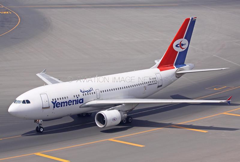 70-ADW   Airbus A310-325   Yemenia