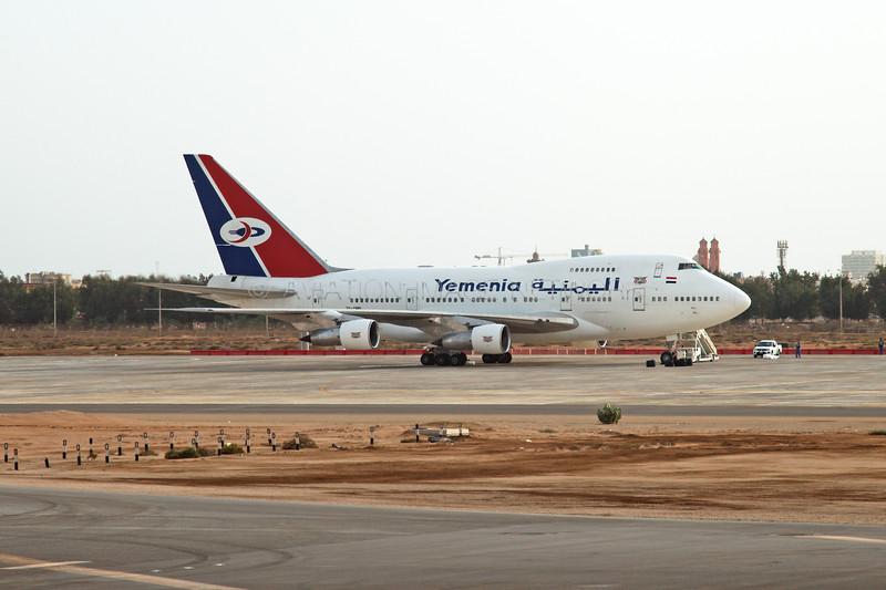 7O-YMN   Boeing 747SP-27   Yemenia