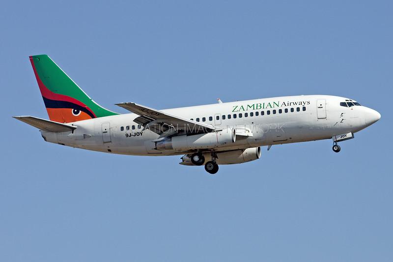 9J-JOY | Boeing 737-244 | Zambian Airways