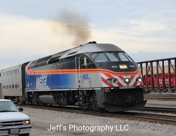 Metra MP36PH-3S No. 405