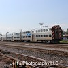 Metra Commuter Train 2718