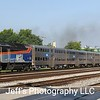 Metra Commuter Train 2715