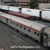 "Mid America Railcar Baggage/Dorm Car ""Sunset Harbor"""