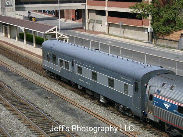 New York Central Lounge Car Hickory Creek
