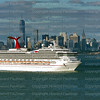 14Sept_2013_1432_Carnival_Glory_Leaves_New_York