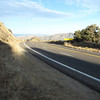 Summit of El Capitan Pass looking NE. (February 2011)