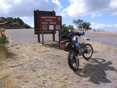 Arizona Passes & Gaps