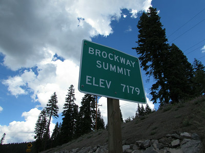 CA- Brockway Summit