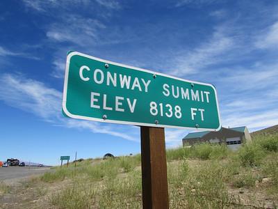 CA- Conway Summit